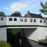 Vaste brug bij Stadsweg 116
