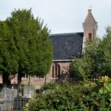 Kerkhof bij HV kerk