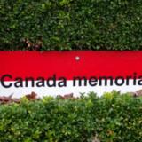 Monument voor Canadese militairen