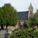 Kerkhof bij HV kerk - ontwerper onbekend