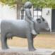 Koe met Kind - J.A. van  Baren