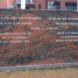 Monument voor Canadese militairen - ontwerper onbekend
