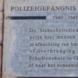 Polizeigefängnis Molenberg - ontwerper onbekend