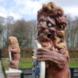 Twee schildhoudende leeuwen - ontwerper onbekend